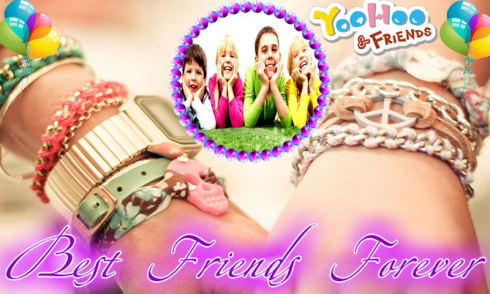download friendship photo frames