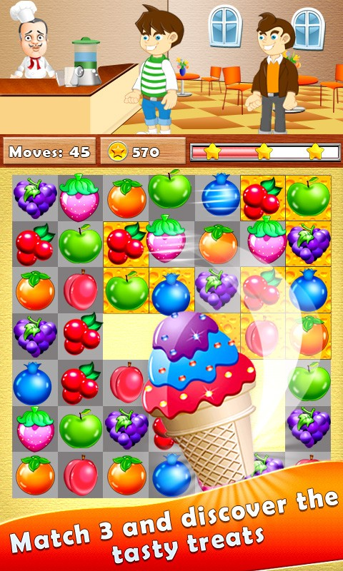 Fruit Candy Bar screenshot 1