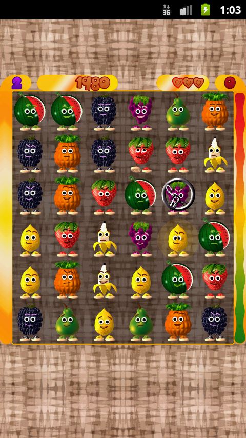 Fruits And Fun screenshot 1