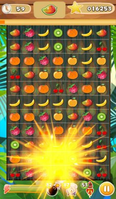 Fruity Popper screenshot 1