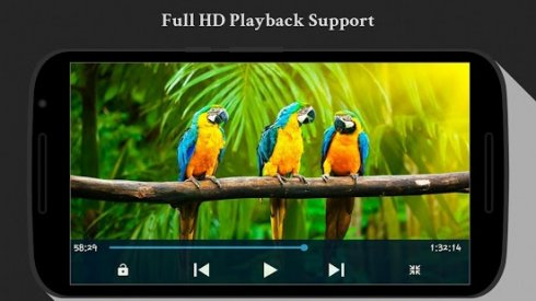 Full HD Video Player for Android - Download