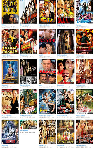 Full Hindi Movies screenshot 1