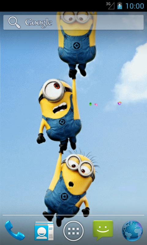 minion wallpaper android images pictures becuo