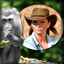 Download Funny Monkey Photo Frames Top for Android phone