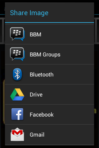 Gambar BBM Lucu for Android free app download for Android