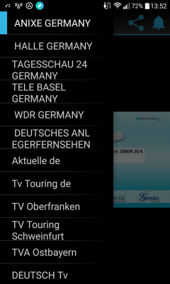 German television channels screenshot 1