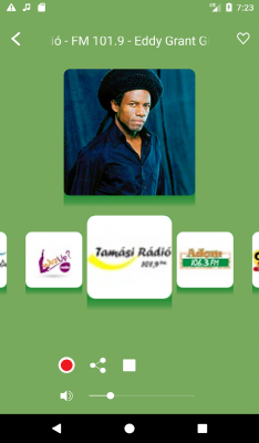 Ghanaian Radio Live - Internet Music Stream Player APK download for