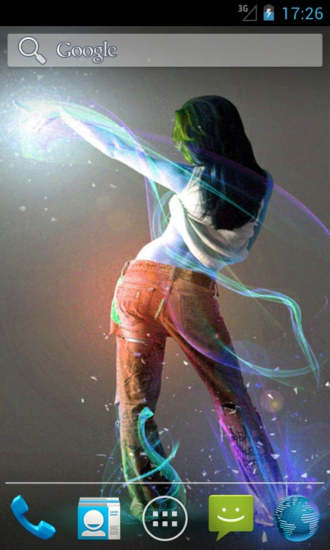 Girl Dancer Live Wallpapers Android Download