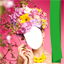 Download Girl Flower Crown Montage for Android phone