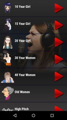Girl Voice Changer for Android - Download