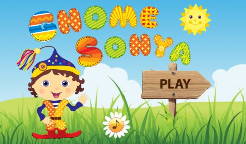 Gnome sonya kids education mini games free for your android phone
