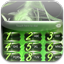 Download GO Contacts Green Flame Theme for Android Phone
