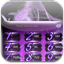 Download GO Contacts Purple Flame Theme for Android Phone