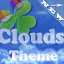 Image of GO Launcher EX Theme Clouds