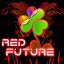 Image of GO Launcher EX Theme Red Futur