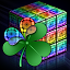 Image of GO Launcher Style rainbow cube