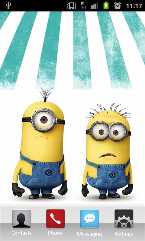 Download free Go Minion HD Live Wallpaper apps for Android phone