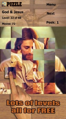 God and Jesus Jigsaw Puzzles screenshot 2
