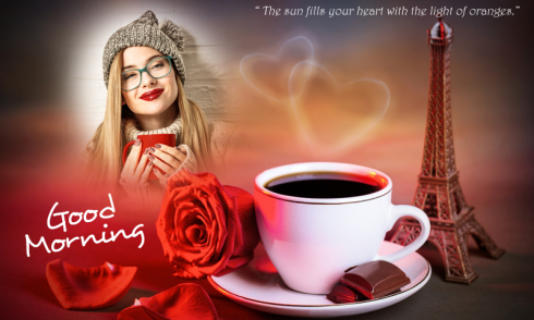 Good Morning Photo Frames FREE Android App - Free APK by