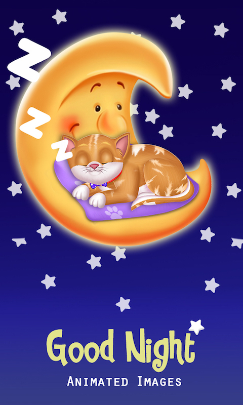 Good Night Animated Images Free Android App Android Freeware
