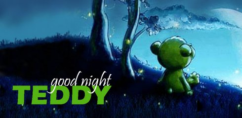 Good night teddy live wallpaper free android app android freeware download good night teddy live wallpaper free voltagebd Images