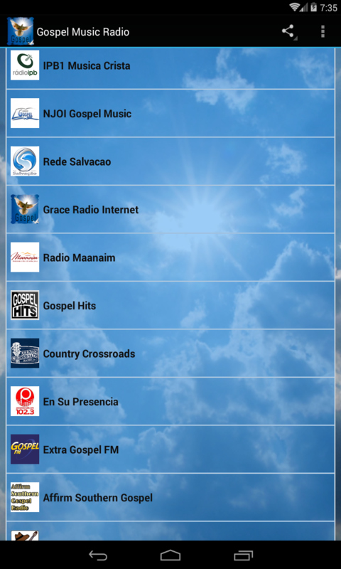 Christian Gospel Music for Android Free Download - 9Apps