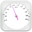 Image of GPS Speedometer - white version