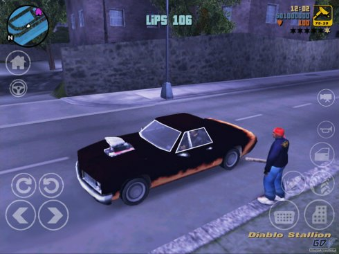grand theft auto III for Android - Download