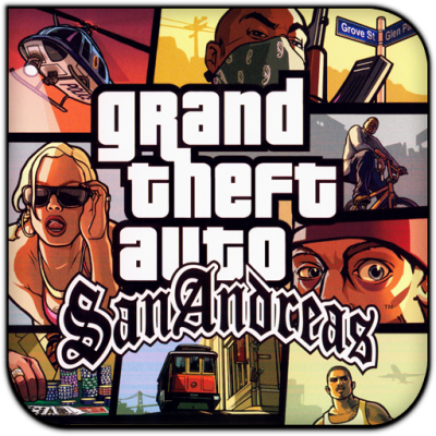 Image of Grand Theft Auto San Andreas for ios android