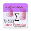Image of GRE MBA IBA SAT CAT 1300 Math Formulas by Magoosh