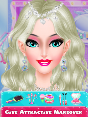 Greek Princess Makeover  Makeup Salon screenshot 1