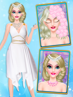 Greek Princess Makeover  Makeup Salon screenshot 2