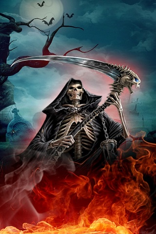 Grim Reaper Motion Backgrounds Free APK Android App