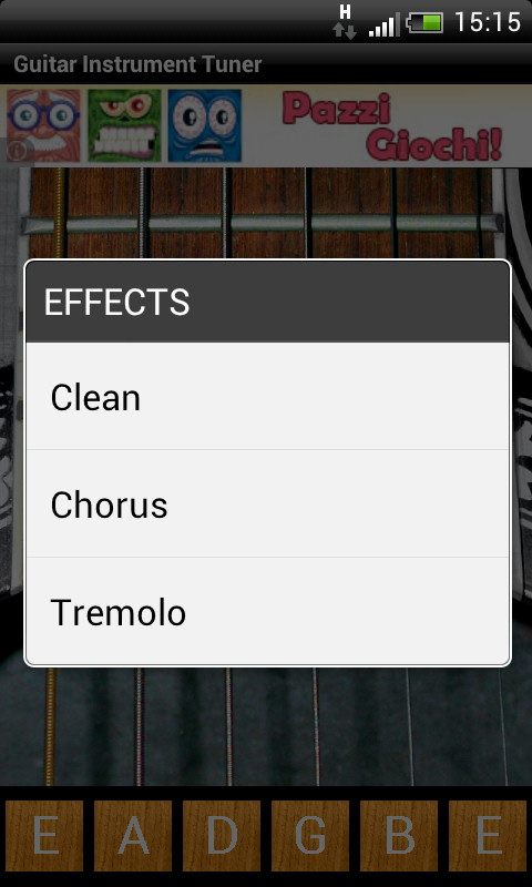 guitar instrument tuner android app free apk by androidmam. Black Bedroom Furniture Sets. Home Design Ideas