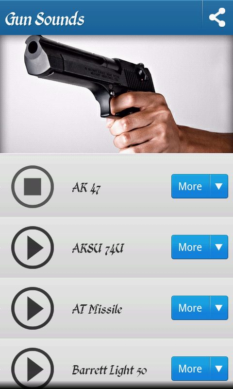 download gun app for android