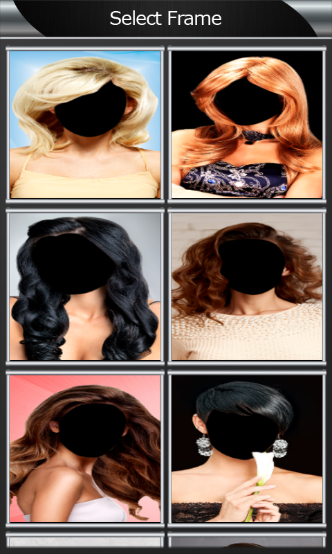 Hairstyle Changer For Woman free app Android