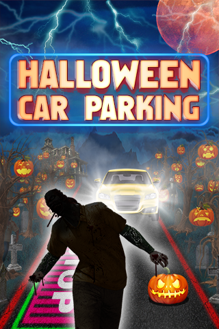 halloween car parking free android apps android freeware. Black Bedroom Furniture Sets. Home Design Ideas