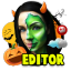 Halloween Face Editor Montage