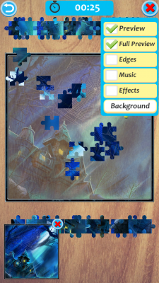 Halloween Jigsaw Puzzle screenshot 2