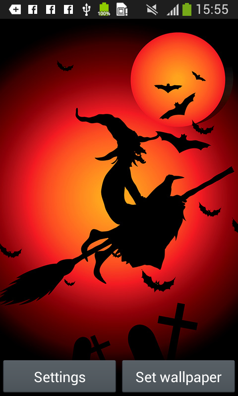 Download Halloween Live Wallpapers Free