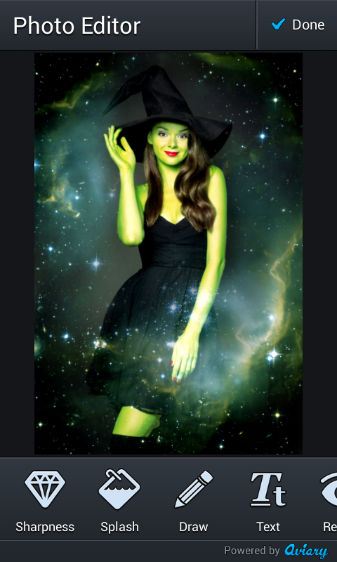 Halloween Photo Frames Free screenshot 2