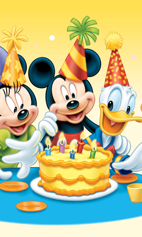 Happy Birthday Wallpapers Android App