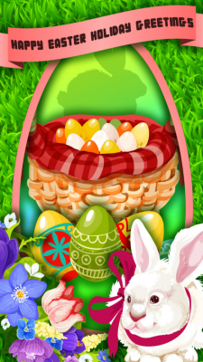Happy Easter Holiday Greetings screenshot 1