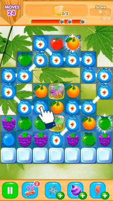 Happy Fruit Connection 2 screenshot 2