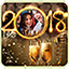 Image of Happy New Year Photo Frames 2018
