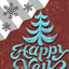Download Happy New Year Weather Widget for Android phone