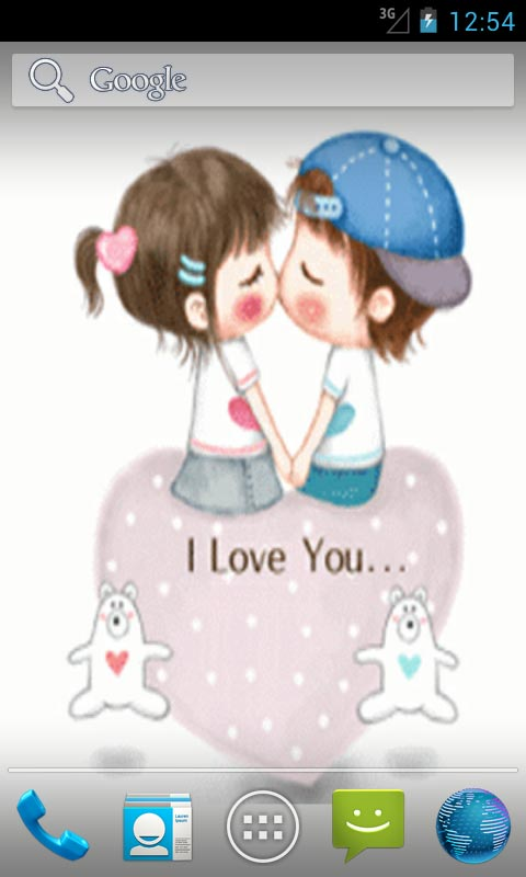 Happy Yang Couple Live Wallpapers App Download