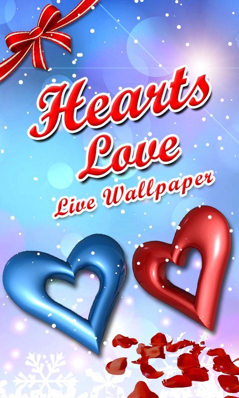 Hearts Love Live Wallpaper New Android Download