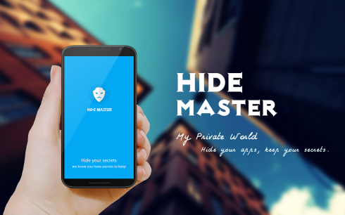 Hide Master-Privacy App Lock for Android - Download