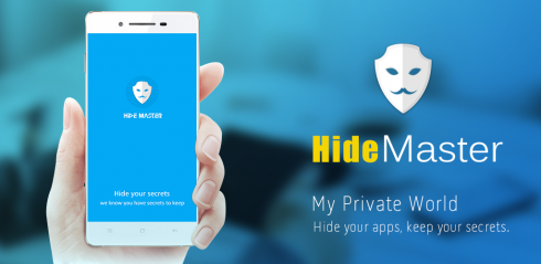 Photo privacy app for android